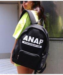ANAP/『ANAP』ロゴスウェットリュック/501345215