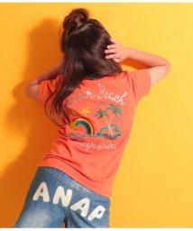 ANAP KIDS/刺しゅうTシャツ/501345423