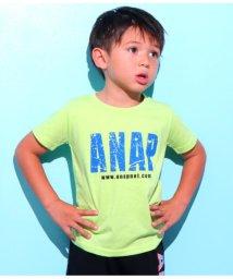 ANAP KIDS/スプラッシュロゴTee/501345424