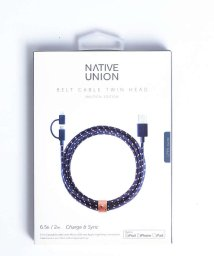 ALFREDOBANNISTER/★NATIVE UNION BELT CableTwin/501345733