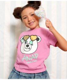 ANAP KIDS/キャラクタープリントTシャツ/501345938