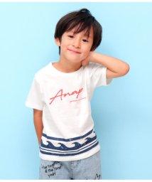 ANAP KIDS/波柄プリントTシャツ/501345939