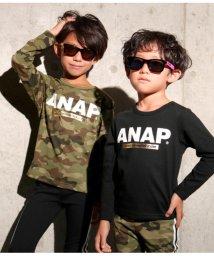 ANAP KIDS/アドレスロゴロンT/501345941