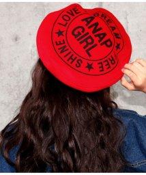 ANAP GiRL/サークルロゴベレー帽/501346243