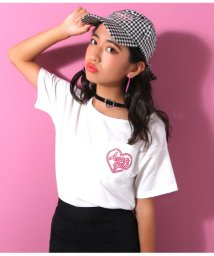 ANAP GiRL/チョーカー風ポケットTシャツ/501346252