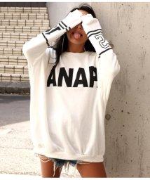 ANAP/ANAPロゴ×1992プルオーバ/501346355