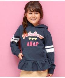 ANAP KIDS/裾フリルチュニック/501346508