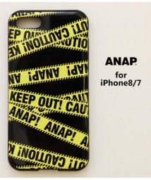 ANAP/ANAPロゴiPhone7_8対応ケース(KEEP OUT)/501346599