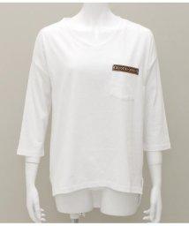 anap mimpi/刺繍7分袖Tシャツ/501346697