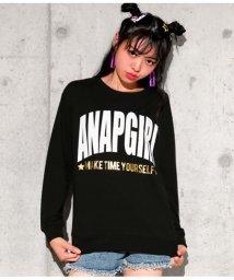ANAP GiRL/BIGロゴハクロンT/501346809