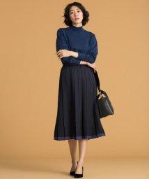 JIYU-KU /【洗える】COLOR SCHEME PLEAT スカート/501347027