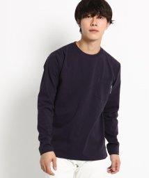 BASECONTROL/長袖 Tシャツ クルーネック WEB限定/501347063