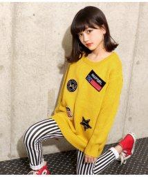ANAP GiRL/ワッペン付セーター/501347478