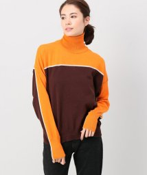 JOINT WORKS/MAISON EUREKA stripe high neck sweater/501347799