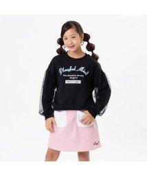 ALGY/ニコ☆プチ10月号掲載 |トレーナー&スカートセット/501217110