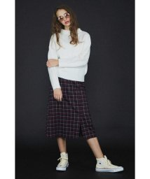 PROPORTION BODY DRESSING/《BLANCHIC》ハイウエストラップスカート/501340863