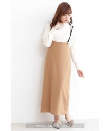 PROPORTION BODY DRESSING/《BLANCHIC》サロペットスカート/501340894