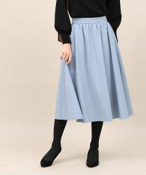 ROPE' mademoiselle/ツイルギャザーフレアスカート/501349444