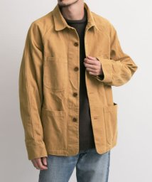 URBAN RESEARCH/FREEMANS SPORTING CLUB US DUCK CHORE JACKET/501349976