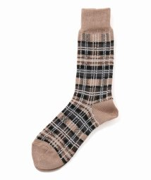 JOURNAL STANDARD relume Men's/PLAID CREW SOCK/501350015