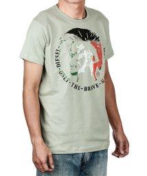 DIESEL/DIESEL T-MILAN MAGLIETTA Tシャツ 00CMZA メンズ/501288146