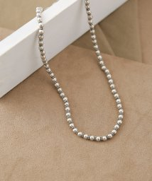 nano・universe/on the sunny side of the street/別注Sml Metal Pearl Beads Choker/501289342