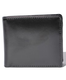 MARUKAWA/【MRU】レザー 中ベラ付 2つ折り 財布 サイフ/501294427