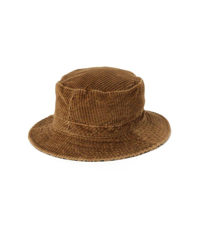 aeea57210df BEAMS MEN(ビームス メン) CABLEAMI   Corduroy Reversible Hat 11411132734
