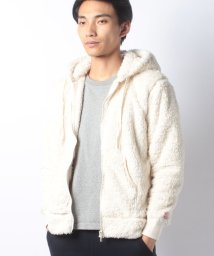 KRIFF MAYER/【セットアップ対応商品】シャギーボアパーカー/501311241
