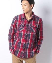 KRIFF MAYER/ヘビーネルチェックシャツ/501311245