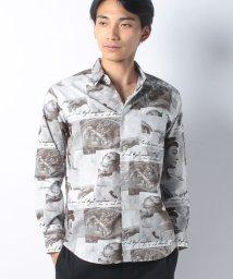 Collective/オリジナルアートプリントシャツ/501312363