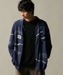JOURNAL STANDARD/Porter Classic / ポータークラシック :  ALOHA LONG SHIRT/501350713