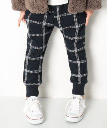 devirock/まるで着る毛布 裏シャギー裾リブパンツ 裏起毛/501351999