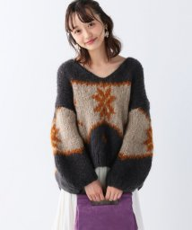 SLOBE IENA/MES DEMOISELLES KNITTED SWEATER SIGMUNDニット/501352485