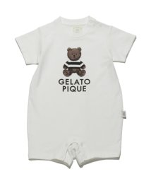 gelato pique Kids&Baby/テディベア baby ロンパース/501353216