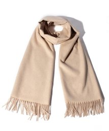 Johnstons/【Johnstons】NATURAL UNDYED STOLE/501312500