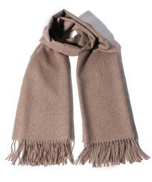 Johnstons/【Johnstons】NATURAL UNDYED STOLE/501312501