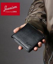 MARUKAWA/【JEANISMEDWIN】中ベラ付 2つ折り 財布 サイフ/501294430