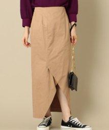 SHIPS WOMEN/Prefer SHIPS:チノフロントスリットタイトスカート/501354355