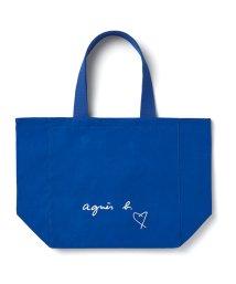 agnes b. Voyage/【WEB限定】GO03B-01  ハートロゴトートバッグ/501334653