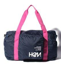HeM/【HeM】キャンベル ボストンバッグ/501351839