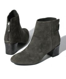INTER-CHAUSSURES IMPORT/【ABOVE AND BEYOND】バックジッププレーンショートブーツ/501284910