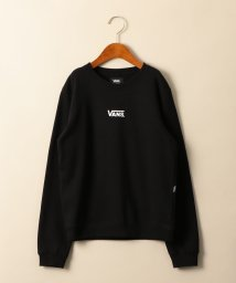 green label relaxing (Kids)/VANS(バンズ)OFF THE WALL BIGロゴスウェット/501295274