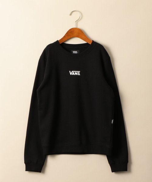 green label relaxing (Kids)(グリーンレーベルリラクシング(キッズ))/VANS(バンズ)OFF THE WALL BIGロゴスウェット/38125991525