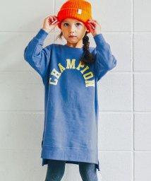 green label relaxing (Kids)/【キッズ】〔別注〕 CHAMPION(チャンピオン)スウェットワンピース/501309142