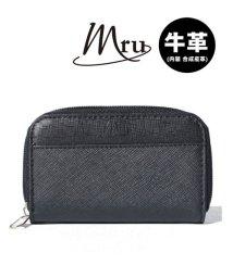 MARUKAWA/【MRU】ラウンドファスナー小銭入れ/501325401