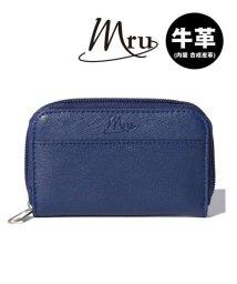 MARUKAWA/【MRU】ラウンドファスナー小銭入れ 財布/501325401