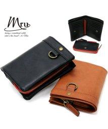 MARUKAWA/【MRU】袋縫い札入れ/501325402