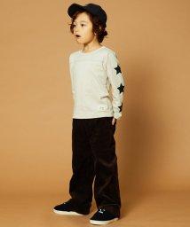 b-ROOM/スタープリント長袖Tシャツ/501349197