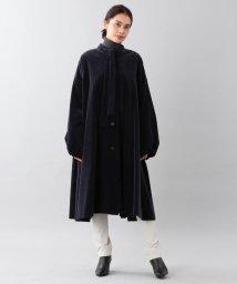 SANYO COAT/<BLUEFLAG+kiminori morishita>コーデュロイ ボウタイコート/501354964